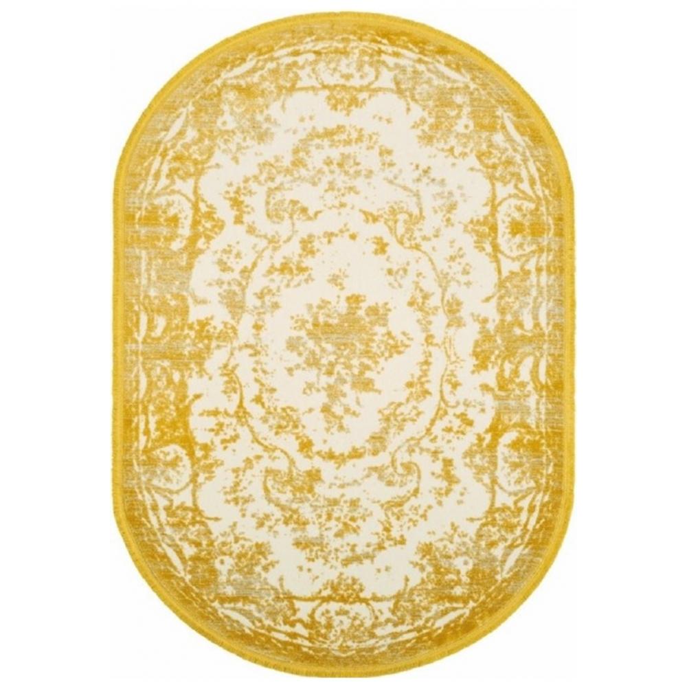 Dolce Vita Loft Oval Serisi 3001 Sarı