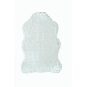 Döpland Tavşan Tüyü Vakumlu Post Beyaz