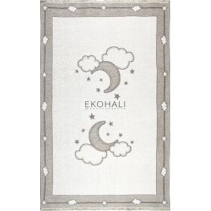 Eko Noa Baby Çift Taraflı Çocuk/Bebek Halısı NB 01